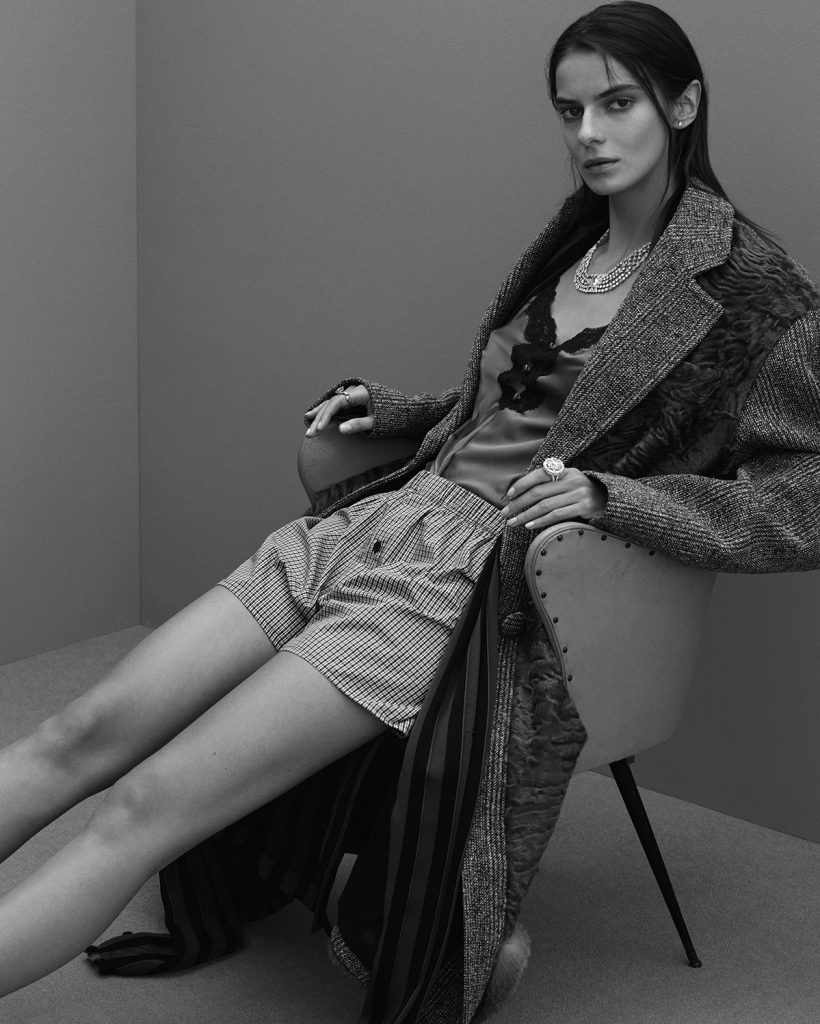 Editorial47 : Anna Quérouil – Stylist